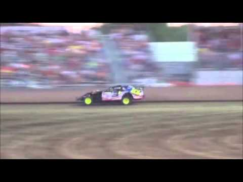 Warren County Speedway Clint Luellen Sportmod Feature July 26, 2012