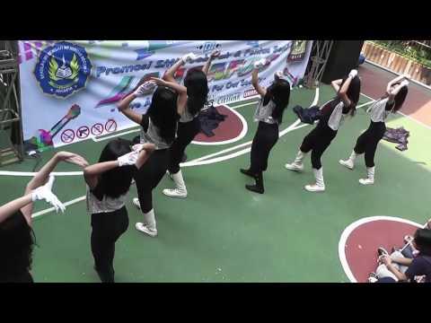 Modern Dance SMK N 23 Jakarta Utara (Pensi SMK N 23)