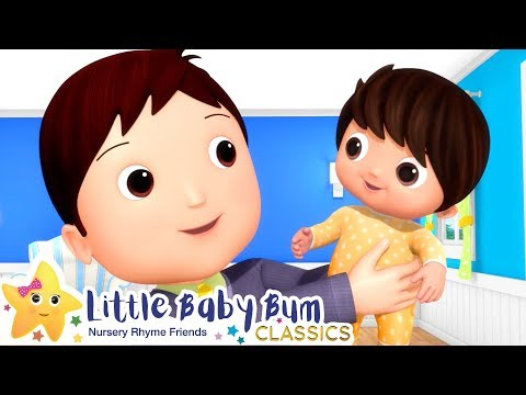 Growing Up Song! +More Nursery Rhymes & Kids Songs - ABCs and 123s | Little Baby Bum