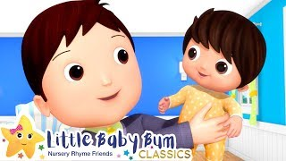 Growing Up Song! +More Nursery Rhymes & Kids Songs - ABCs and 123s | Learn with Little Baby Bum