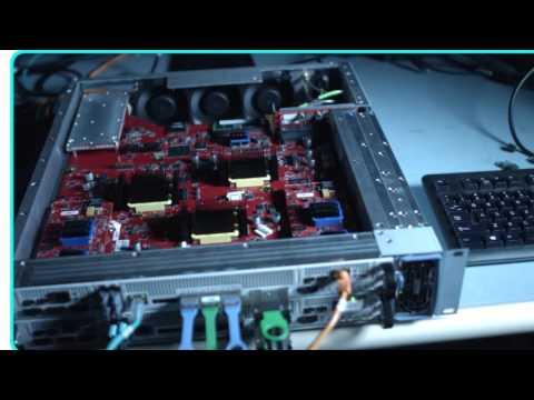 Qualcomm Research 5G NR Sub-6 GHz Prototype System & Trial Platform