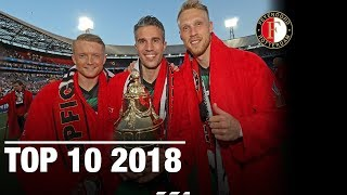 TOP 10 | Highlights 2018