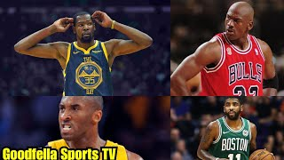 Kevin Durant Dissing Lebron James Again? | KD How Can You Say Anybody Better Than Jordan & Kobe!!!
