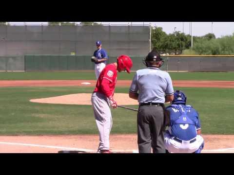 Josh Staumont, RHP, Kansas City Royals