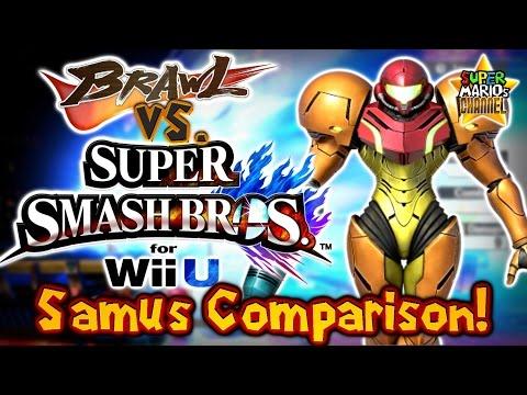 Smc Brawl Vs Smash Bros Wii U Zero Suit Samus Moveset ...