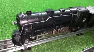 MARX TRAIN ROOM / NEW 999 / OIL PAINTED / RUNNING SPLENDIDLY