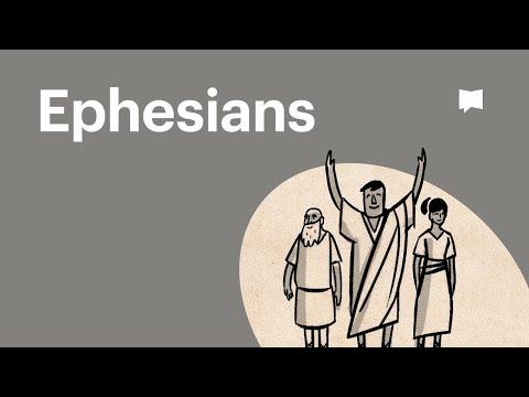 Read Scripture: Ephesians