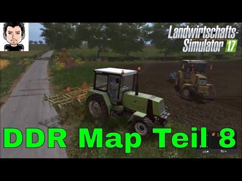 LS 17 Meine DDR Map Baltic Sea Teil 8 Landwirtschafts Simulator 17