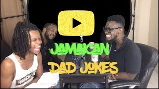 Jamaican Dad Jokes - You Laugh you DRINK