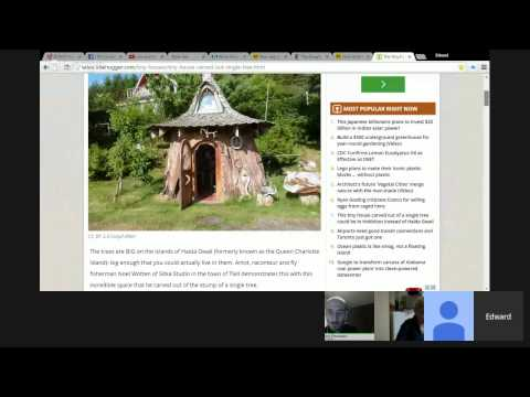 TWIS Minion / Science Island Hangout -  June 25, 2015