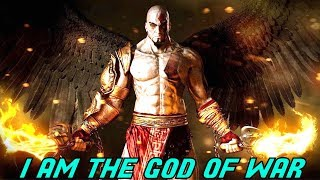 I AM THE GOD OF WAR