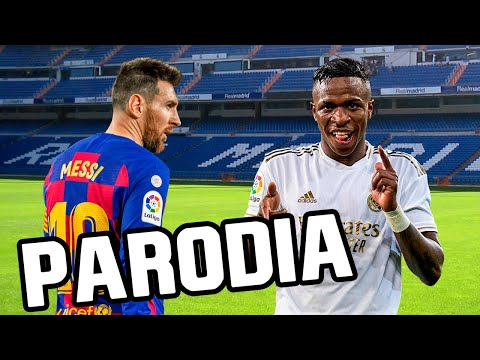 Canción Real Madrid vs Barcelona 2-0 (Parodia Tusa - Karol G, Nicki Minaj)