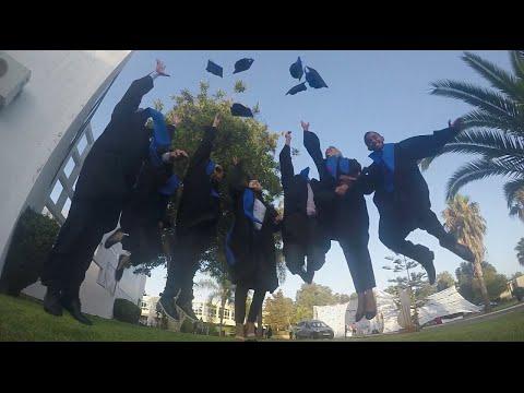 Palmarès EHTP promotion 2016 حفل تخرج الفوج 42 لمهندسي المدرسة الحسنية