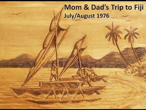 Mom & Dad Visit to Fiji_1976