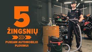 LANCIA nemokamas vaizdo klipai: Kaip išvalyti labai purviną automobilio saloną | AUTODOC