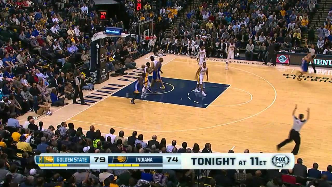 Golden State Warriors vs Indiana Pacers | March 4, 2014 | NBA 2013-14 Season - YouTube