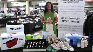 OZSALE Sydney Warehouse Sale Thumbnail