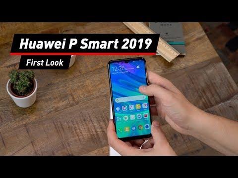 Spätes Weihnachtsgeschenk: Huawei P Smart 2019