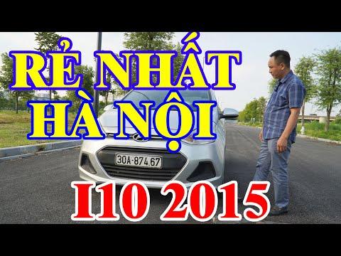 Thời Điểm Vàng Mua Xe Giá Quá Hời | Hyundai i10 2015 Nhập Khẩu Số Sàn Xe Rất Đẹp Giá Nhỉnh 200 Triệu
