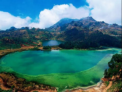Dieng Plateau Wonosobo Central Java Indonesia Best Travel Destination