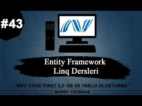 Entity Framework Ders