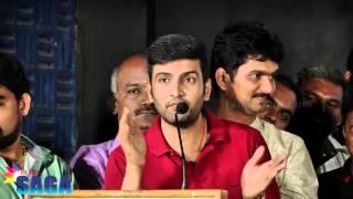 Goundamani Antha Kaala Ajith Kumar - Santhanam Speech   Vijay Sethupathi   Soundararaja   Tamilsaga