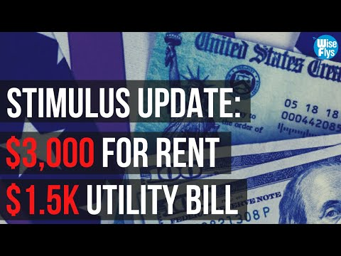 Current Stimulus Programs: $250 Hazard Pay | $3k Rental Assistance