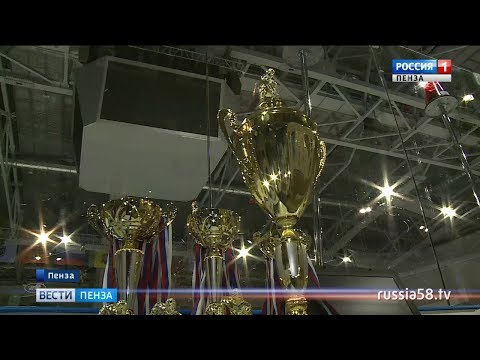 В Пензе назвали лучшую студенческую команду по хоккею