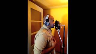 "Anthony Hamilton- ""Pray For Me""(Cover) by Raynard Gibson"