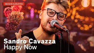 Sandro Cavazza - Happy Now / Musikhjälpen 2019
