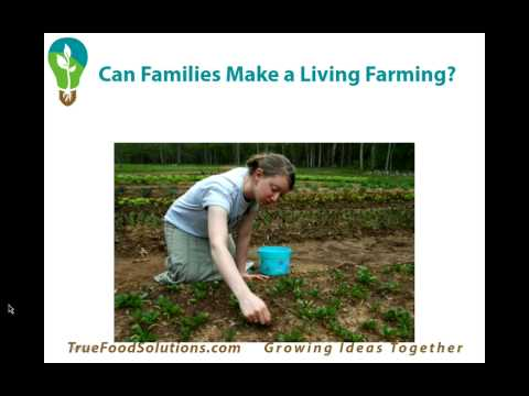 Family Farming Overview with Noah Sanders - Food Leaders Series