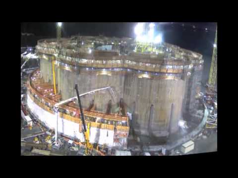 HFIAW Hebron Oil Field Project Time-Lapse