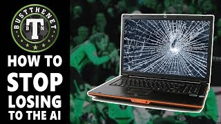 Fm17 | how to stop losing  to the ai | building blocks |football manager 2017