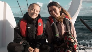 WE DID IT! After 19 Days at Sea, Sailing Greta Thunberg into Lisbon! Ep.6