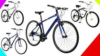 أنواع الدراجات الهوائية (الهجين) Types of Hybrid Bicycles