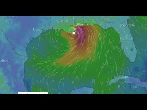 Tropical Storm Nate Could Reach Hurricane Status By Landfall In US