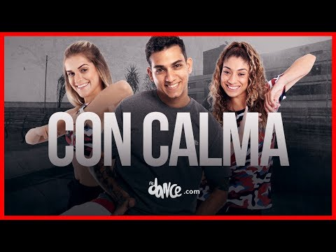 Con Calma - Daddy Yankee & Snow | FitDance SWAG (Official Choreography)
