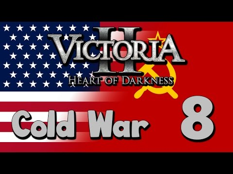 Victoria 2: Cold War Enhancement - USA | Part 8: Cuban Missile Crisis