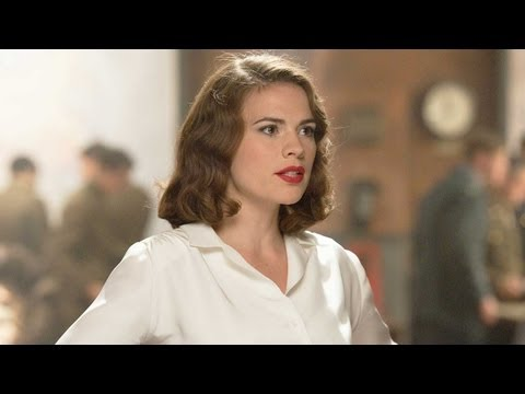 Marvel Developing 'Agent Carter' TV Series