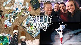 Weekly Vlog #169 | Disney On Ice & New iPad! 💡