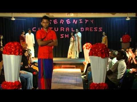 Cultural Dress Show-Wayamba University of Sri lanka