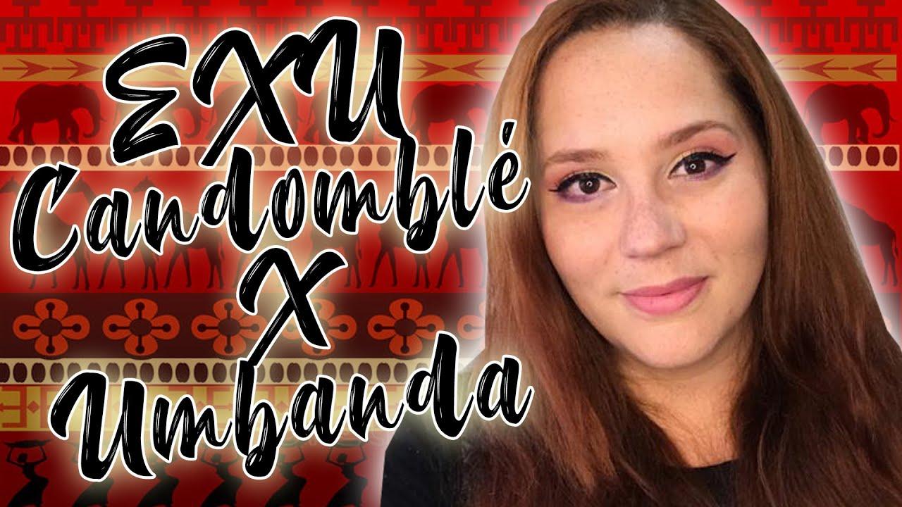 Diferença entre Exu da Umbanda e do Candomblé | Filha de Oyá