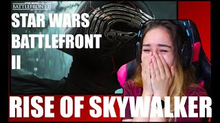 Star Wars Battlefront 2: The Rise of Skywalker Official Trailer Reaction