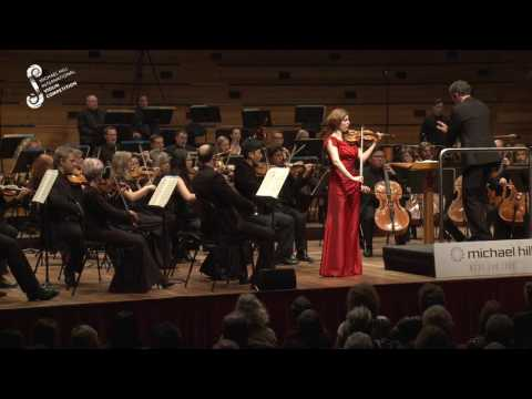 MHIVC 2017 Final Round Competitor #7 I C Goicea | Tchaikovsky: Violin Concerto in D major