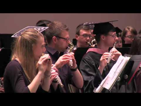 2016 Spring Commencement - College of Fine Arts
