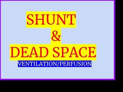2-V/Q,  Shunt & Dead Space