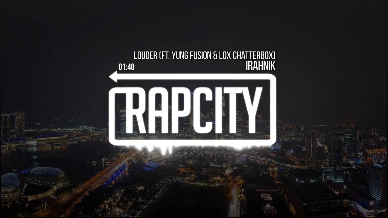 Irahnik - Louder ft. Yung Fusion & Lox Chatterbox (Prod. Pharomazan)