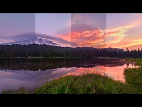 Using Lab Mode to Change Color and Contrast in Photoshop