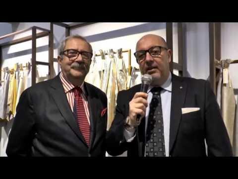 Maurizio Zini presenta Lineapelle Summer 2017 su Sky canale 879