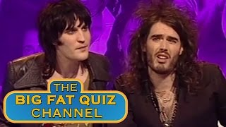 Best of Russell Brand & Noel Fielding aka The Goth Detectives - Big Fat Quiz Of The Year